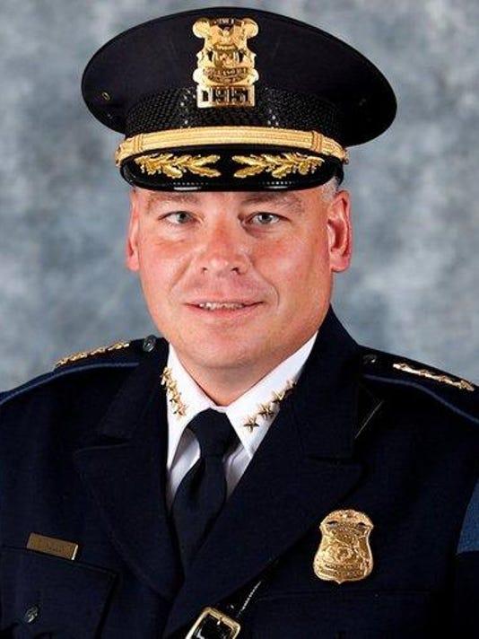 Chief David Molloy