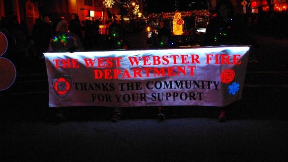West Webster thank you