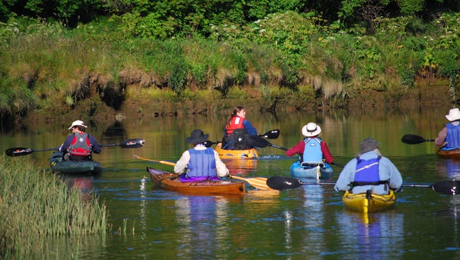 The Oregon State Marine Board is conducting an outreach effort to paddlers to try and integrate them into the agency's mission to serve all of the state's boating communities.