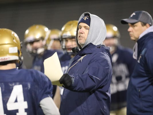 NV/Old Tappan Football Practice