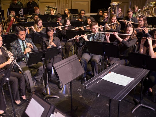 Australian band shares Clifton High School stage