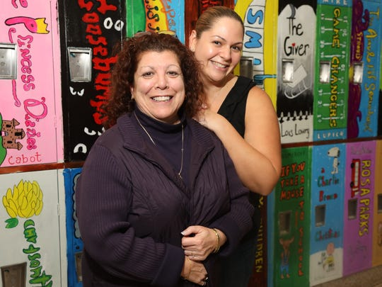 Haledon Public School teachers Carol Molinari and Christina Sanchez were the recipients of Teacher Recognition Awards.