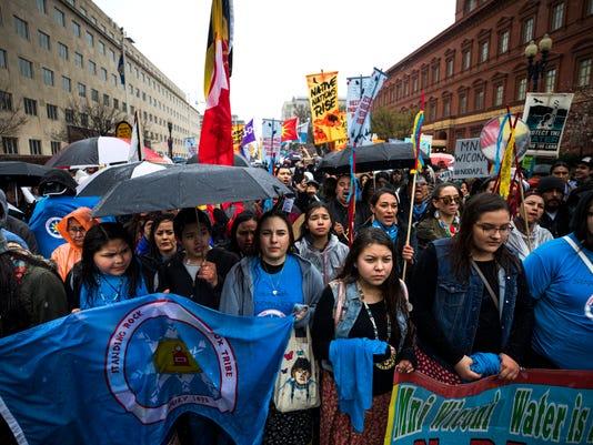 EPA USA PIPELINE PROTEST ENV CITIZENS INITIATIVE & RECALL ENVIRONMENTAL POLITICS USA DC