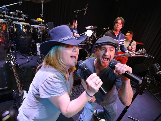 A reunion concert of the Boptones will be performed tomorrow night at Fair Lawn HS. The Boptones were founded in 1985 by the late Howie Friedman, a teacher at the high school.