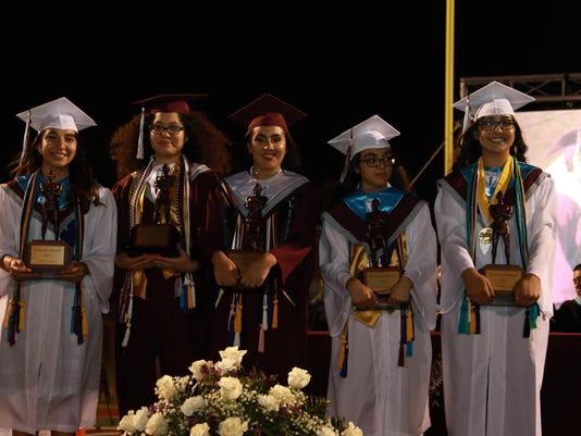 Ysleta HS graduation
