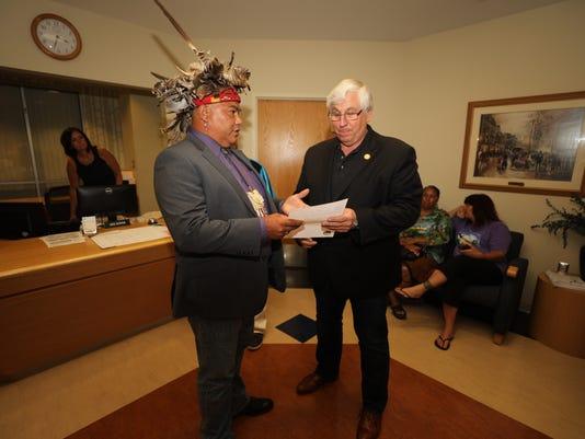 The Ramapough Lenape Nation