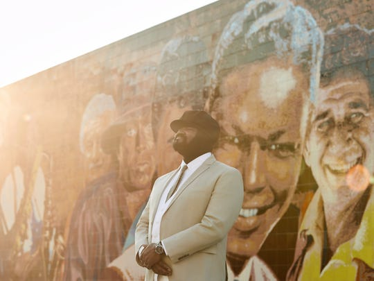 """Nat """"King"""" Cole serves as an unusual role in the life of singer Gregory Porter."""