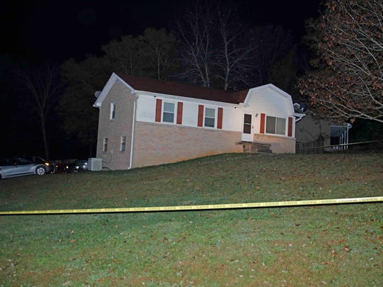 A man has died following a shooting Tuesday at a home