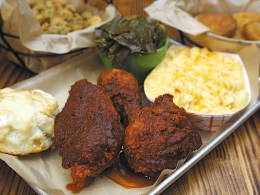 The Wooden Spoon, southern comfort food in Bloomfield.