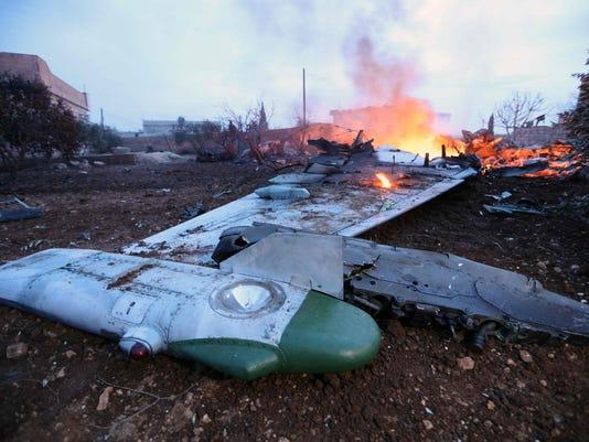 AFP AFP_YO8GB I ACF SYR