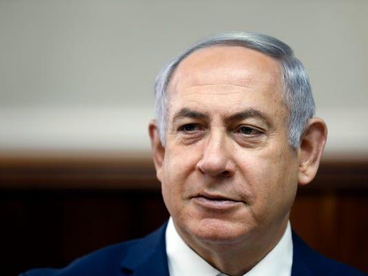 AP ISRAEL I FILE ISR