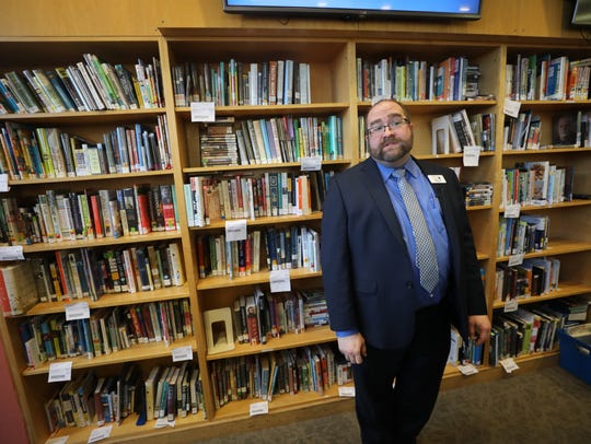 Peter Coyl is the Director of the Montclair Library