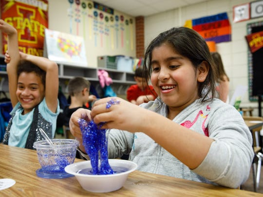 Slime is taking the internet by a storm, and can be made with different types of materials including glue, borax,laundry detergent, paint, glitter and clay.