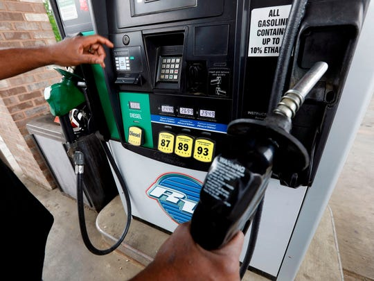 A sweeping tax bill sponsored by Democrats in the state House of Representatives would increase the tax on gasoline by 10 cents a gallon, from 17 cents to 27 cents,
