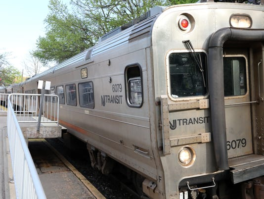 NJ Transit cuts an express train