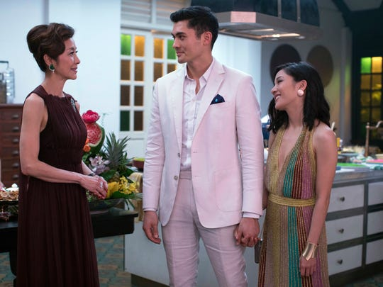 """Crazy Rich Asians"" is the first major Hollywood production that isn't a period piece to have an all-Asian cast in 25 years."
