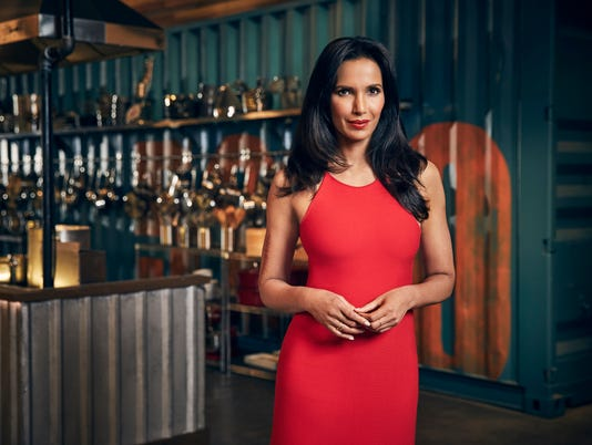 Padma Lakshmi of Bravo's Top Chef season 15