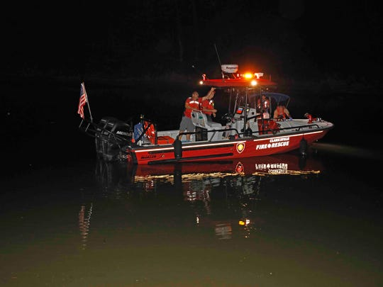 Clarksville Police Department officials say a man drowned