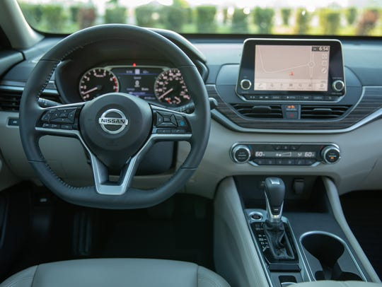 The Nissan Altima Edition ONE is a limited production