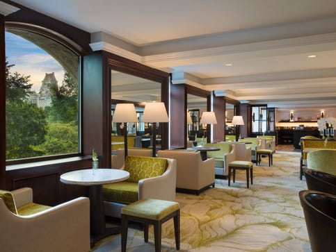 Hotels end the year with high-profile renovations