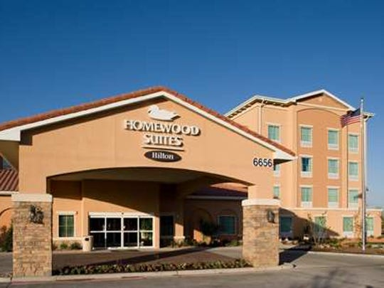 Homewood Suites by Hilton El Paso Airport hotel has completed a renovation.