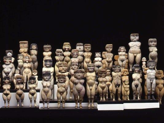 The Woodbridge figures