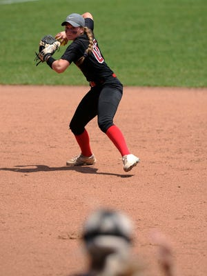 Fairfield Union senior shortstop Shaya Munyan was first team All-Mid-State League-Buckeye Division. She helped lead the Rockets to the state tournamet.