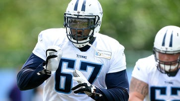 Titans' Quinton Spain reports being drugged, robbed in Florida