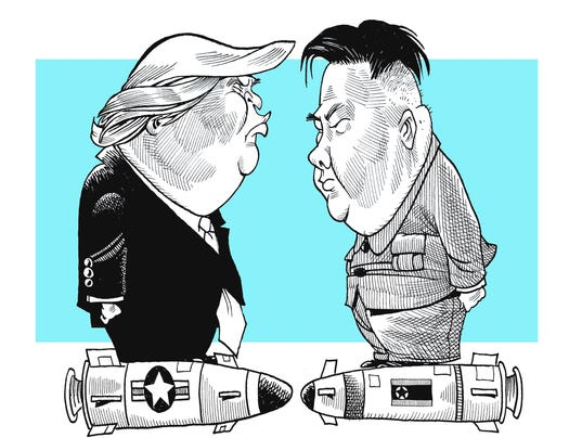 636416975955431106-Thompson-illo-Trump-North-Korea.jpg