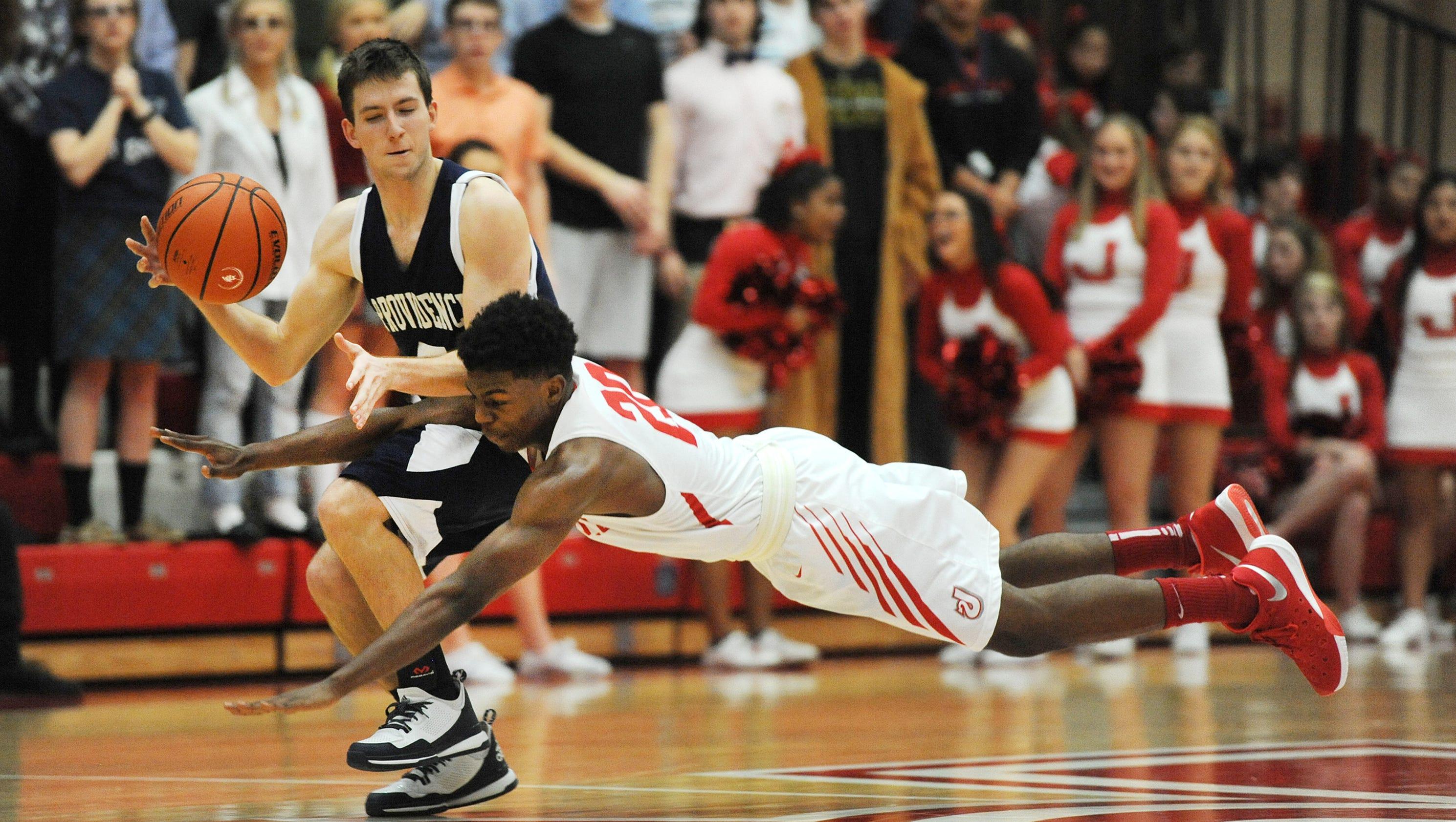 Gallery | Providence vs. Jeffersonville, boys basketball