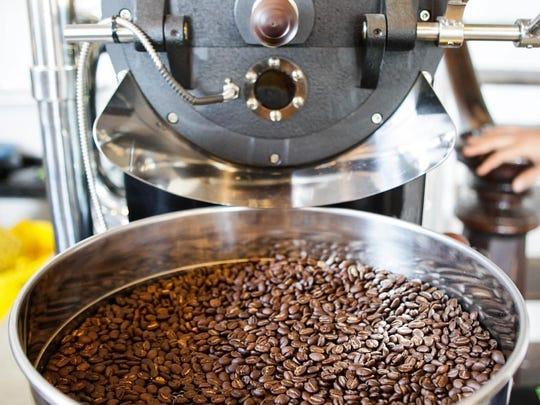 Vivid Coffee began in Winooski in 2015.