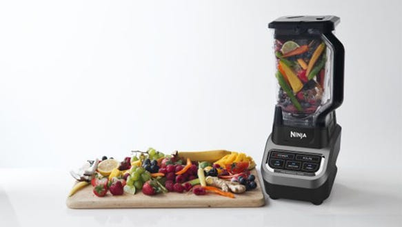 This blender is perfect for making everything from