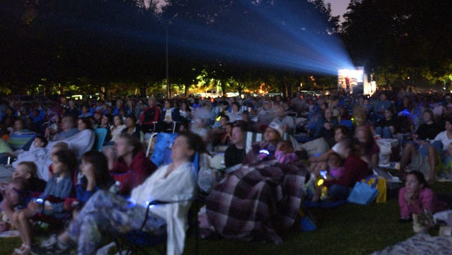 Westchester County Parks Screenings under the Stars outdoor movie series begins on July 8 at Kensico Dam.