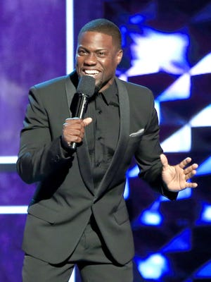 Comedian Kevin Hart will bring his What Now? Tour to the Resch Center for a show at 7 p.m. Oct. 7.