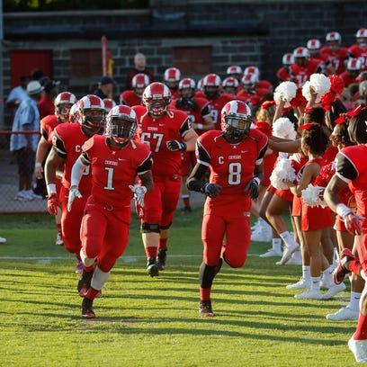 Manual takes to the field in the their season opener