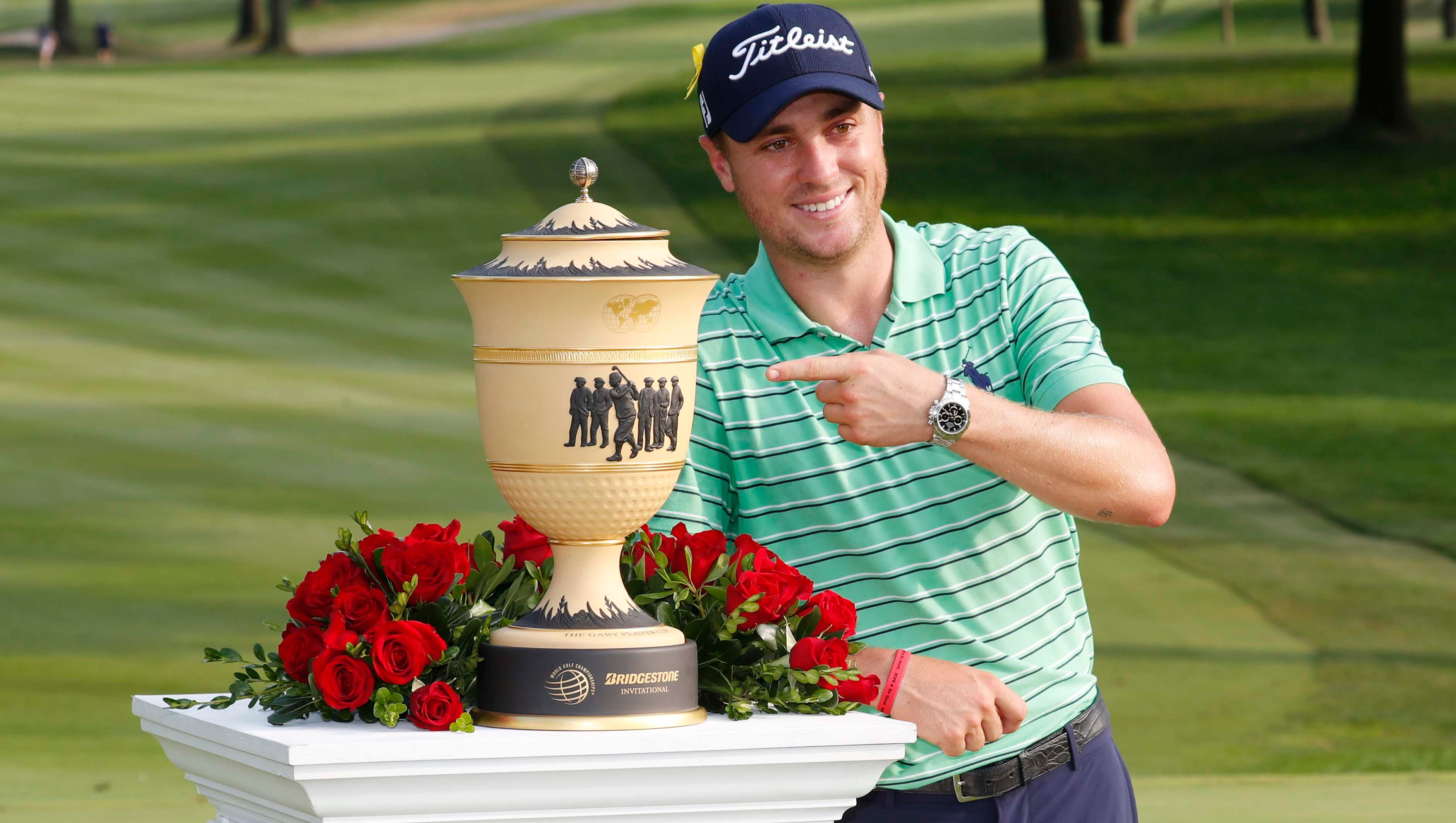Justin Thomas Is Living The Dream As Golf S Rising Superstar