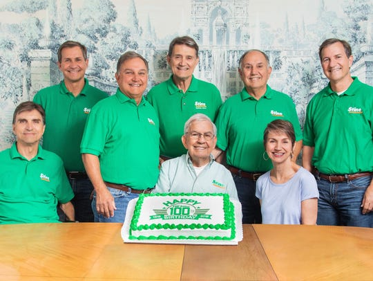 Stine stores will have a 100th birthday celebration