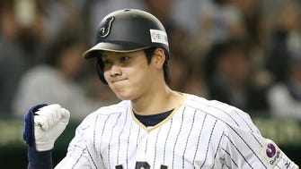 """Shohei Otani, Japan's """"Babe Ruth"""", is preparing a 2018 MLB debut and it isn't a stretch to picture him in pinstripes."""