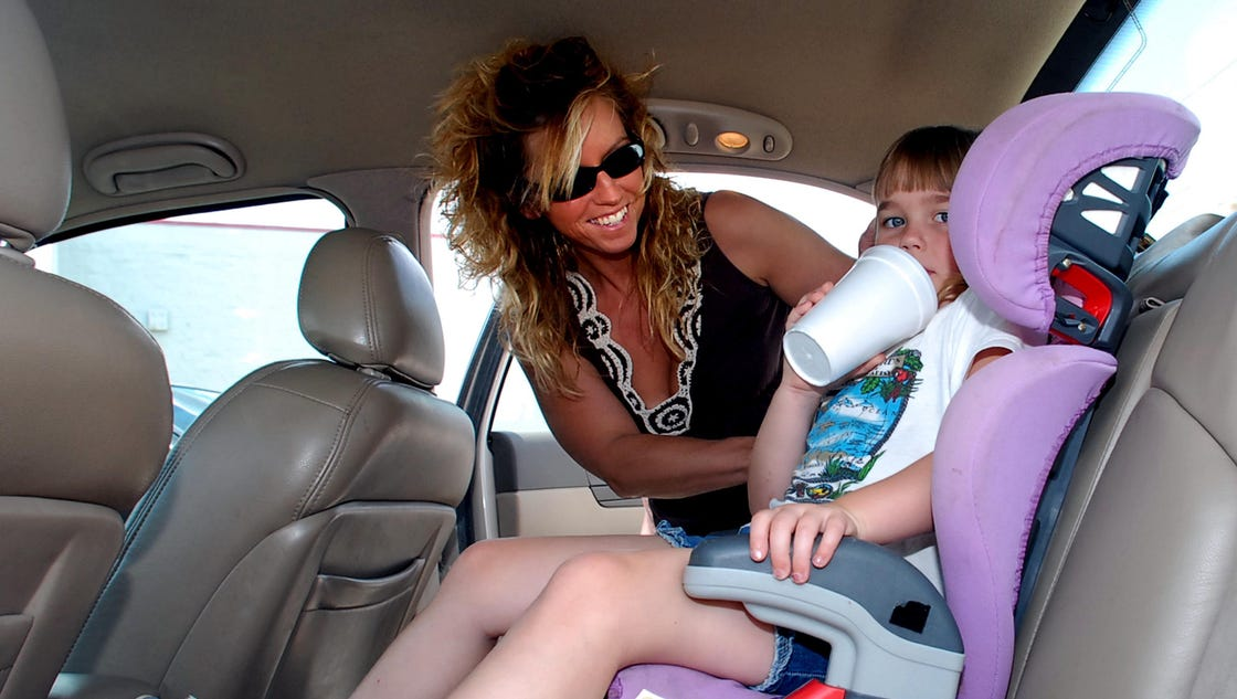 New Car Seat Laws Tennessee