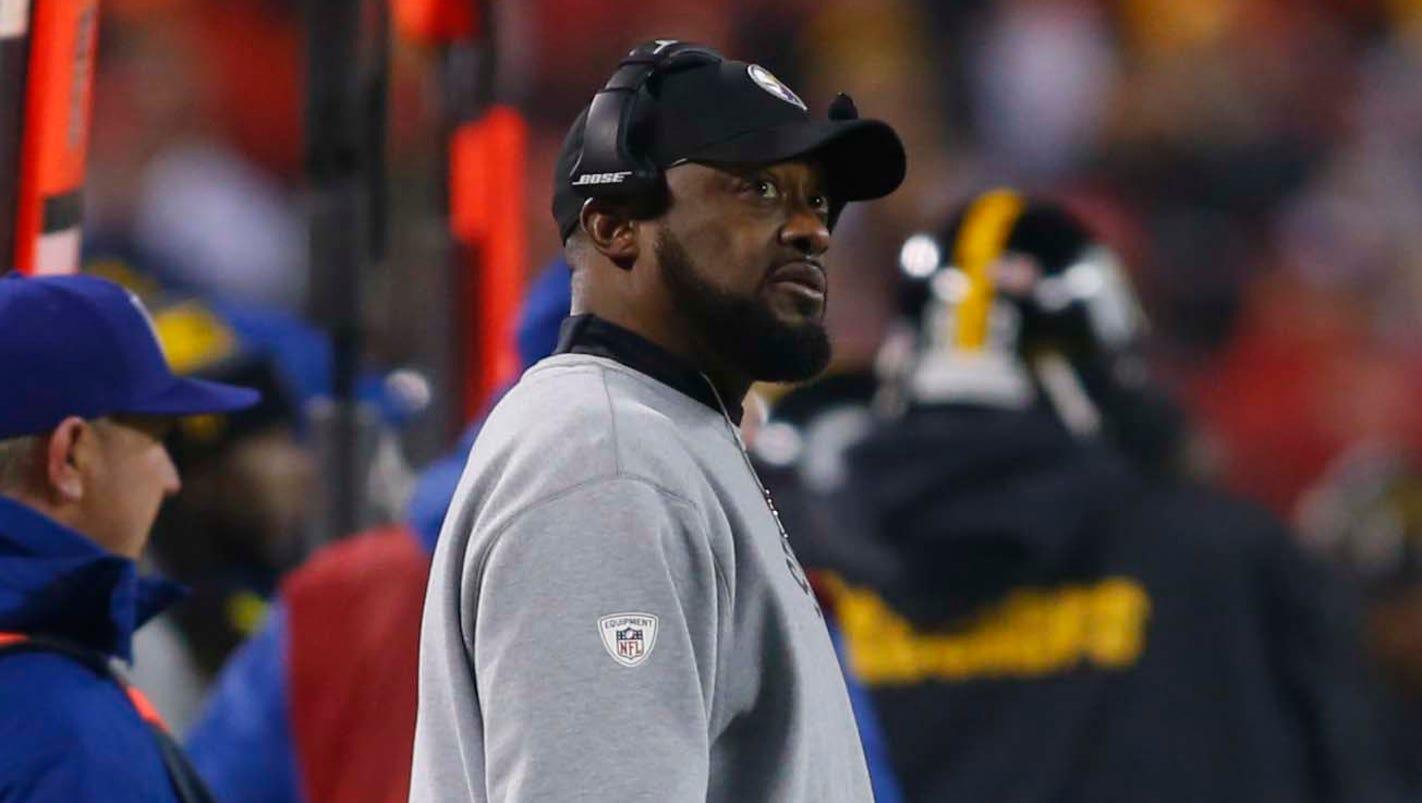 Mike Tomlin Antonio Brown Selfish For Steelers Locker
