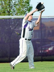 Jacob Paxson of Fremont Ross was recognized first-team