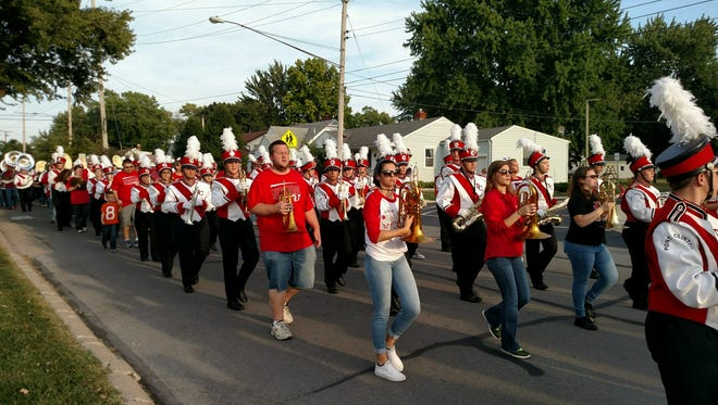 Port Clinton High School is inviting marching band alumni to dust off their horns and join in the fun of the Annual Alumni Band Night, scheduled for September 15.