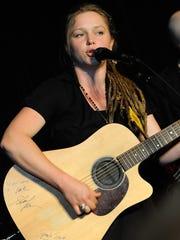 "Former ""American Idol"" runner-up Crystal Bowersox will"