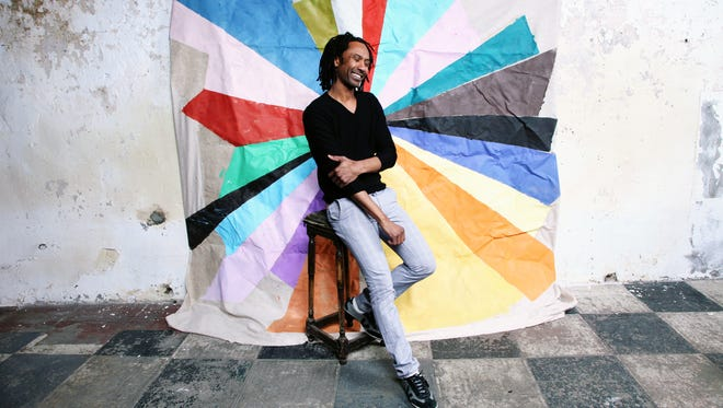African-born musician Daby Toure performs in concert Saturday at Goddard College.