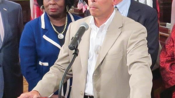 Rob Hernandez resigned as Savannah's city manager in April 2019.