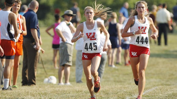 West Lafayette posted top-10 finishes in boys and girls