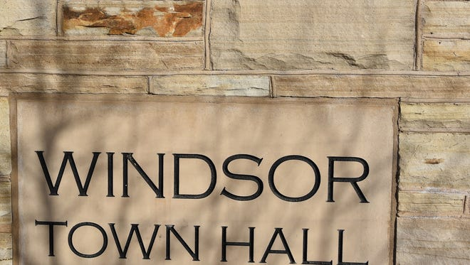 The town of Windsor will give tax breaks to a roofing company.
