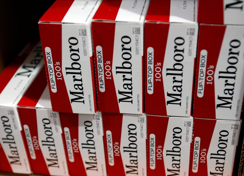 Cigarettes equals cigarettes More