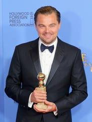Leonardo DiCaprio expressed concern for indigenous