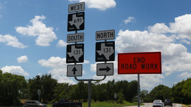 TxDot has announced plans for constructions projects to be worked on this week.